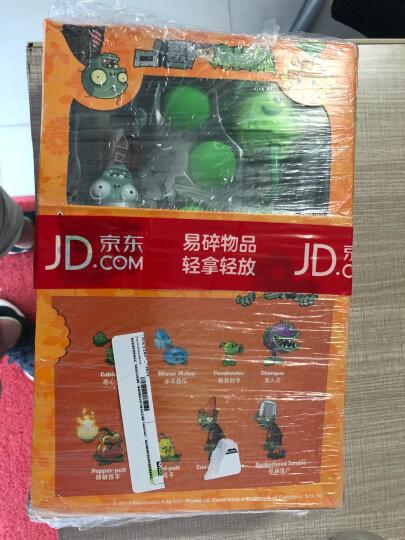 植物大战僵尸2 儿童玩具弹射发射武器人偶礼盒包装公仔模型 巨人僵尸桶装四只-礼盒装 晒单图
