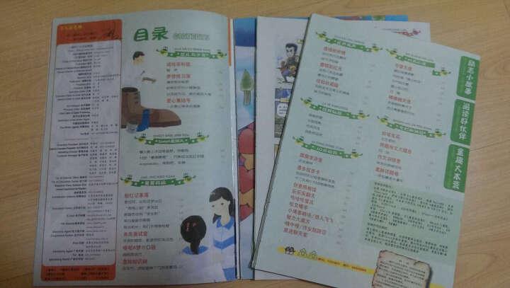 意林少年版(总第53卷 少年版 合订本,2015年04-06) 晒单图