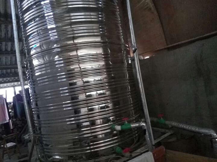 果田(guotian) 5P匹空气能热水器商用酒店宾馆空气源热泵地暖无霜家用低温机泳池机 WG-05H/S(380V常规机) 5匹 晒单图