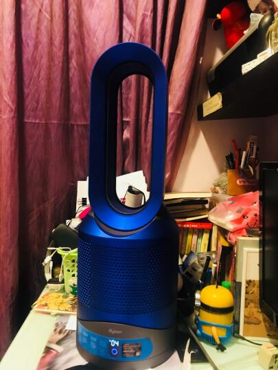 戴森(Dyson)无叶电风扇 冷暖风扇 塔扇 循环净化 APP互联 原装进口 HP03 铁蓝色 晒单图