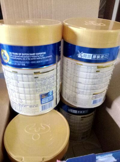 美素佳儿(Friso)金装幼儿配方奶粉 3段(1-3岁幼儿适用)900克(荷兰原装进口) 晒单图