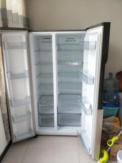 【二手99新】容声 632升 电冰箱双开门对开门家用智能WIFI变频风冷BCD-632WD11HAP 晒单图