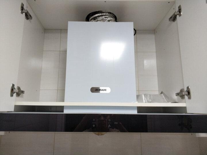 老板(Robam)欧式触控烟机燃气灶嵌入式蒸箱烤箱67A3+56B0+S273+R073 (天然气) 晒单图