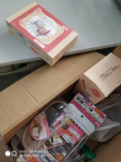 日本水槽收纳篮挂篮厨房沥水篮置物架 浅加色 晒单图