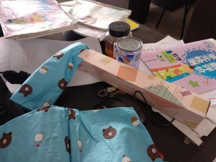 韩国全自动儿童雨伞男女卡通可爱宝宝防晒小学生折叠伞幼儿园小孩 玫红小鹿-自动款 晒单图