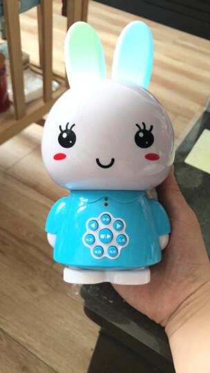 火火兔早教机故事机婴幼儿童智能音箱宝宝益智玩具G6系列 wifi款G63紫色(防摔包+8G) 晒单图