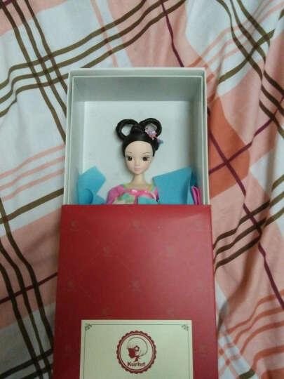 第27届金鸡百花电影节明星指定赠礼可儿娃娃·中国娃娃 蓝色款 晒单图
