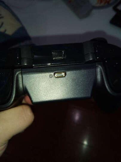 闪狐(SparkFox) Xbox One 无线游戏手柄可充电超高容量2000mAh电池包加充电线套装 晒单图