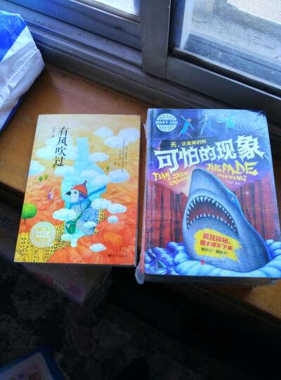 安武林主编第一套彩色儿童文学读本:有风吹过 晒单图