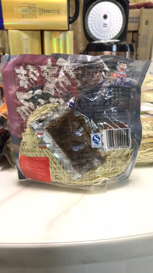 味千拉面 猪猪骨汤拉面(2人份)(半干面) 305克 含料包 水煮型日式拉面 晒单图