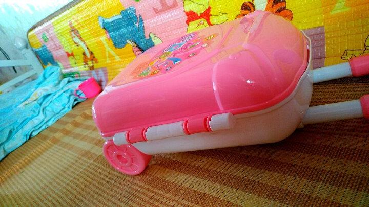 克雷格(KELEIGE) 儿童医生玩具套装仿真大号女孩护士听诊器医生手提箱 角色扮演医生 粉色手提箱 晒单图