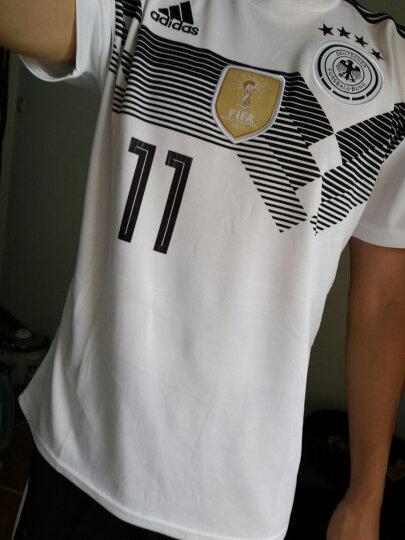 足球服套装男2020欧洲杯球衣德国意大利比利时儿童比赛服定制DIY 曼联红色 28 晒单图