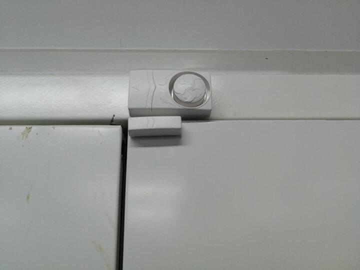 岡祈(Gangqi)GQ-XMC4 多功能家用商用门磁报警器 高音超响门窗防盗报警器门铃关门提醒器 新款门磁报警器 晒单图