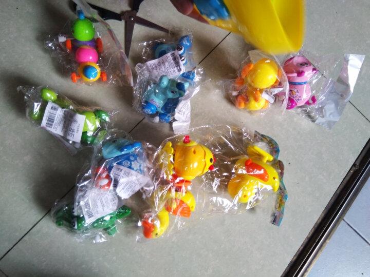 活石 发条玩具 婴幼儿童发条小玩具车小孩宝宝早教益智 七只袋装(狗+鹿+牛+螃蟹+鳄鱼+彩虫+甲虫) 晒单图