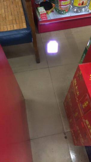 轩之梦 强光手电筒可充电式LED远射型迷你小型变焦防水户外家用车载医用应急灯 T6手电筒+18650双锂电池+USB充电线 伸缩变焦 晒单图