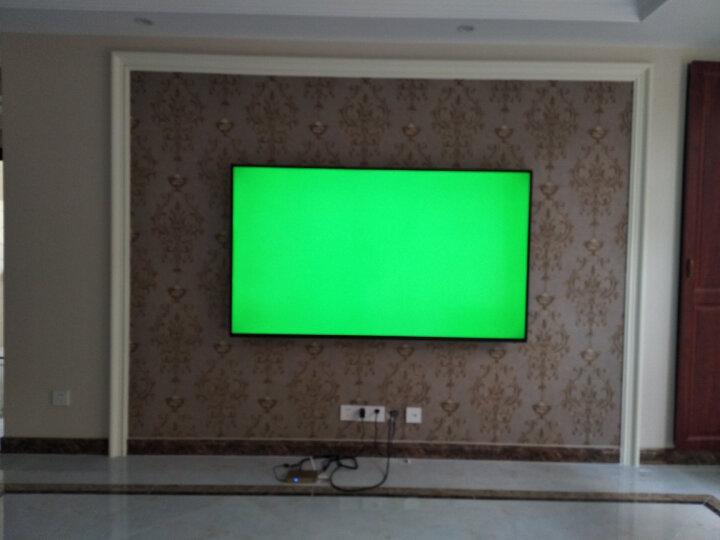 飞利浦(PHILIPS)75PUF6393/T3 75英寸 超大屏幕 HDR 金属边框 4K超高清WIFI智能液晶电视机(黑色) 晒单图