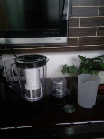 九阳(Joyoung) JYZ-D57榨汁机家用电动水果汁机多功能豆浆料理机搅拌机 晒单图