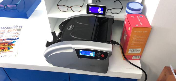 康亿(KONYEE) 2019新版人民币 JBYD-Q666B 全新版 银行专用全智能语音报警双屏点钞机验钞机 晒单图