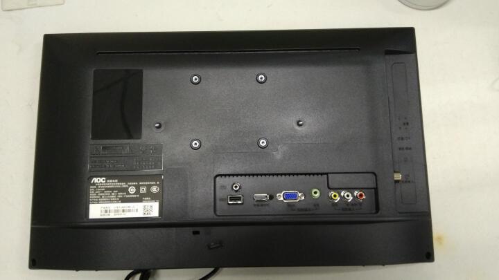 冠捷(AOC) 19/22/24/32/43/50/55/65英寸 高清液晶平板电视 显示器 32英寸 高清普通款 标配底座 晒单图