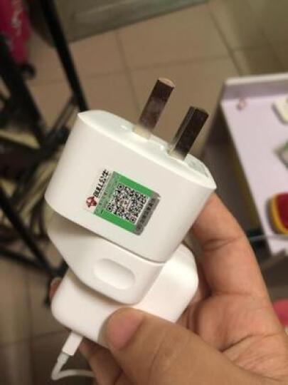公牛(BULL) 电源旅行转换器插座/转换插头 GN-L01CE国标转英标国内使用 晒单图