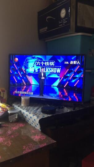 长虹 LED32538 32英寸电视 窄边蓝光液晶电视机(黑色) 晒单图