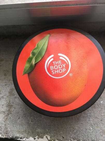 美体小铺(The Body Shop) 身体乳润肤乳200ml补水保湿 草莓身体滋养霜 晒单图