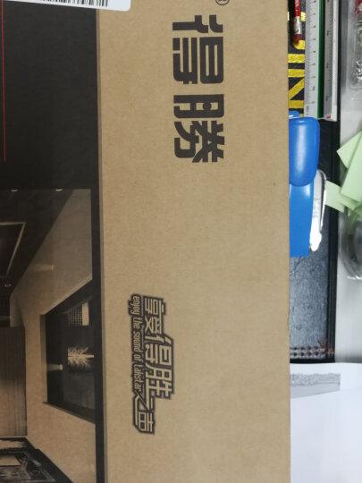 得胜(TAKSTAR)X6无线话筒麦克风 一拖二专业U段家庭KTV 工程会议主持专用话筒 高品质高保真 典雅黑 晒单图