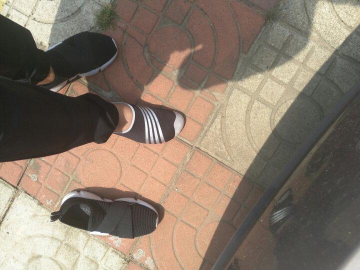 帅贝特(SEBTER)车载驾驶专用鞋 司机专用鞋汽车安全鞋防滑 开车鞋健身鞋瑜伽鞋盘 银色一双_S(35-36) 晒单图