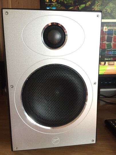 惠威 HiVi H5MKII惠威(HiVi)H5MKII 有源蓝牙音箱 网络数字输入高品质有源音箱 电视音箱 音响 白色 晒单图