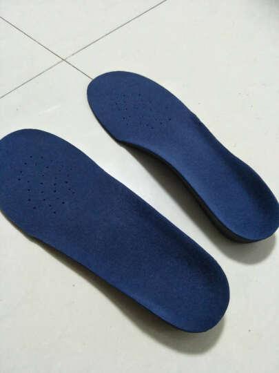 敏斯特MuensterZY-059-1足弓支撑垫扁平足鞋垫平足矫正垫平足运动保护垫 1双 XL号47-48码 晒单图