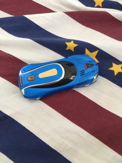 紐萬(Niuwan) F1 CDMA电信2G 迷你手机 超小汽车跑车学生手机 儿童手机 金色 晒单图