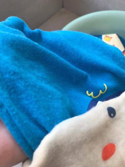 公主妈妈 婴儿帽子春秋新生儿帽子胎帽0-3-6-12个月男女宝宝帽子男童薄款纯棉春夏季 熊猫白套帽 小码:建议0-8个月帽围:35-44cm 晒单图