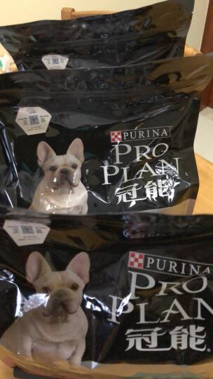 【量贩装】冠能(PRO PLAN)宠物成犬狗粮 全犬型皮肤敏感2.5kg*3 亮毛护肤 三文鱼 晒单图