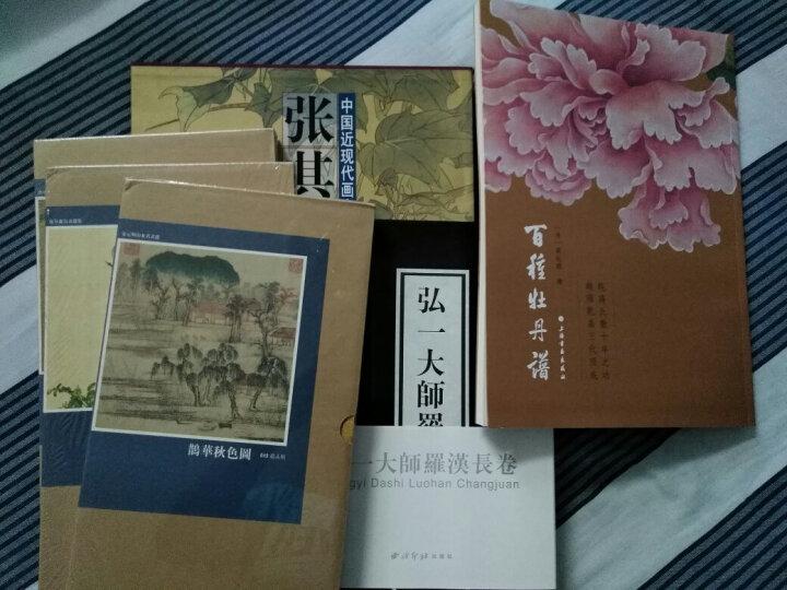 历代名画宣纸高清大图(元)·赵孟頫:鹊华秋色图 晒单图