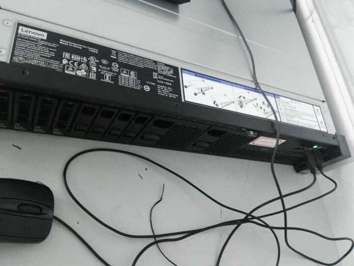 联想Lenovo原厂品质 IBM System X X3650 M5 2U2P机架式服务器 ERP 双颗E5-2620v4双电源 2*16G+4*600G SAS硬盘R5 晒单图