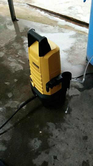 Karcher卡赫洗车机家用220V高压水枪清洗机洗车泵自助洗车器德国凯驰集团 K1 Entry标配 K1 entry新款(卧式机型,轻装简配) 标配+HR25水管车(15米,可做为进水) 晒单图