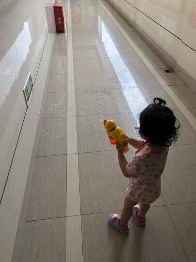 泡泡机抖音网红相机电动泡泡枪海豚吹泡泡水补充液儿童玩具音乐声光女朋友礼物 风扇大泡枪【现货秒发】 晒单图