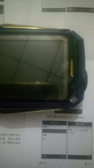 索爱 T3 移动/联通 直板按键老年机 三防老人手机 超长待机 双卡双待 中国红 晒单图