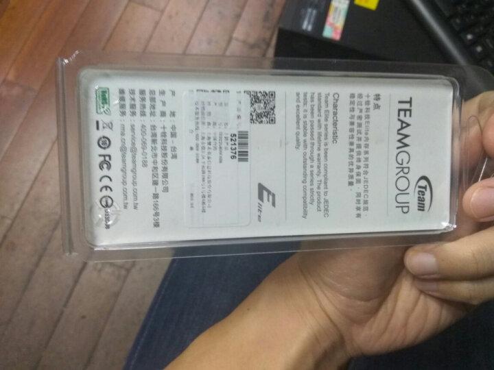 十铨(Team)DDR2 800 2G 台式机内存 晒单图