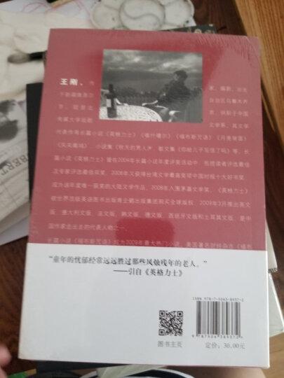 王刚作品集:月亮背面 晒单图