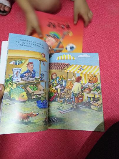 北斗童书·英国观察力培养丛书系列-5分钟玩出观察力(风靡欧洲脑力训练 套装共2册) 晒单图