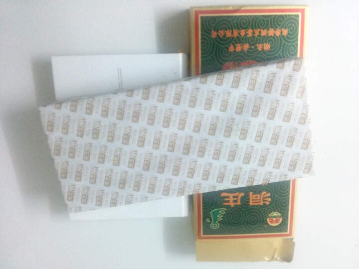 黑茶羊楼洞赵李桥 洞庄青砖茶1.7公斤装硬卡纸包装 晒单图