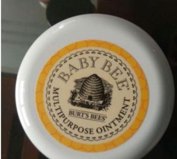 威隔(vogmask) 美国小蜜蜂婴儿安心霜润肤露面霜护臀膏滋润护肤 晒单图