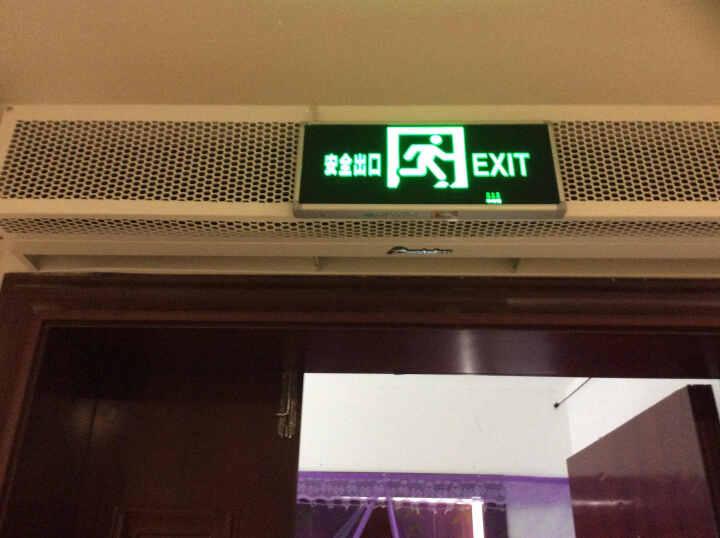 【冷库款】西奥多风幕机1.2米风帘机/空气幕 原装接线 晒单图