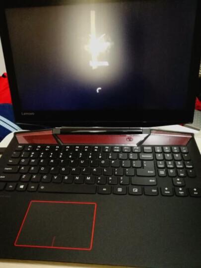 联想(Lenovo)拯救者R720 GTX1060 MaxQ 15.6英寸游戏笔记本电脑(i7-7700HQ 8G 1T+128G SSD 6G IPS 黑) 晒单图