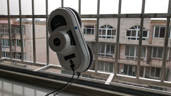 玻妞 (HOBOT)全自动智能家用擦窗机器人 擦玻璃机器人 玻妞2代188 晒单图