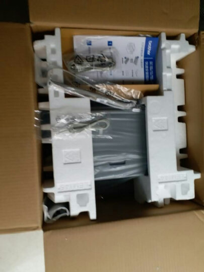 兄弟(brother) MFC-7380黑白激光传真打印一体机复印扫描传真A4办公商用 套餐一(标配+3瓶灌装粉) 晒单图