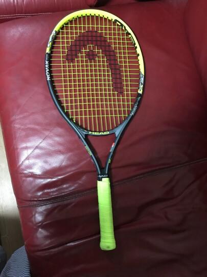 海德(HEAD)青少年儿童网球拍8~10岁小德明星同款 配有专用儿童背包 25吋 晒单图