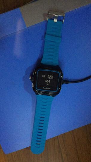 Garmin佳明 forerunner 920XT GPS硅胶手表带  替换腕带配件 天蓝色 晒单图