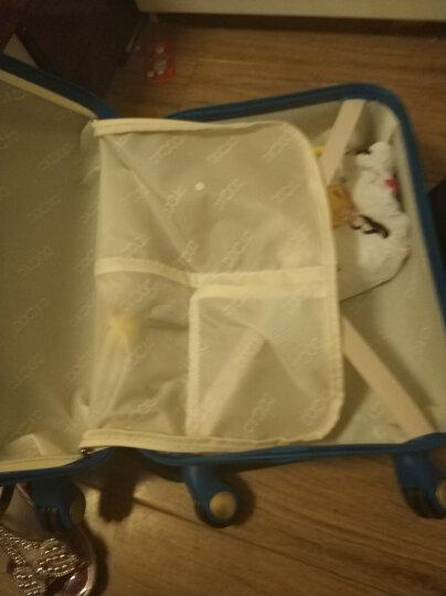 途尊  儿童拉杆箱行李箱子女公主万向轮可爱小孩学生卡通旅行箱男登机拖箱18英寸 可爱女孩 18英寸 晒单图